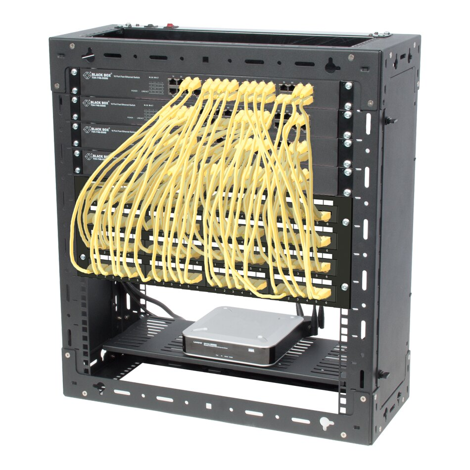 Wall Mount Racks - Selecting A Wall Mount Rack The Server Rack FAQ